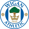 Rated 3.2 the Wigan Athletic logo