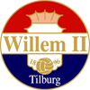 Rated 4.8 the Willem II logo